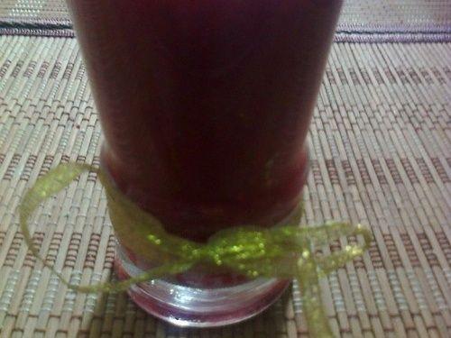 Smoothie de sfecla rosie,telina, morcovi si mere - O bautura racoritoare si sanatoasa - imagine 1 mare