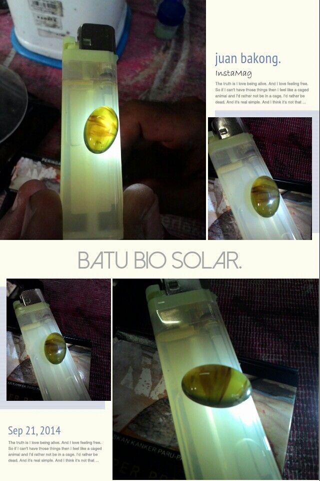 Bio solar.