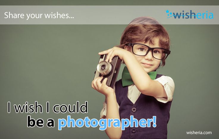I wish I could be a photographer! #wish #mywish #dream #photographer #photo