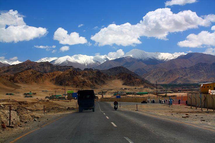 Get amazing #Leh #Ladakh TourPackages at India Kashmir Travels