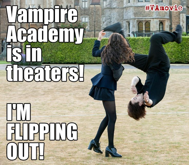 'Vampire Academy' - The movie that kick-started its own worldwide grassroots marketing campaign!Look at this #Vafamily please share this!!