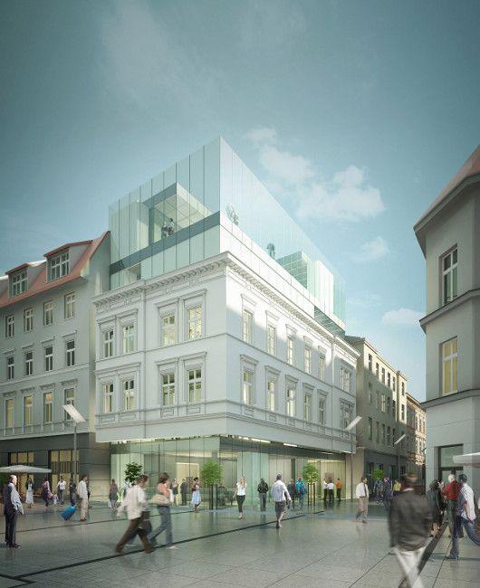 Mariacka Street Conversion in Katowice, Poland by WAPA