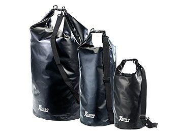 Xcase Wasserdichter Packsack 70 Liter, schwarz Xcase Wasserdichter Packsäcke