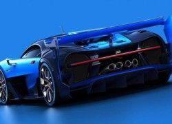 Bugatti Chiron Vision GT 2016