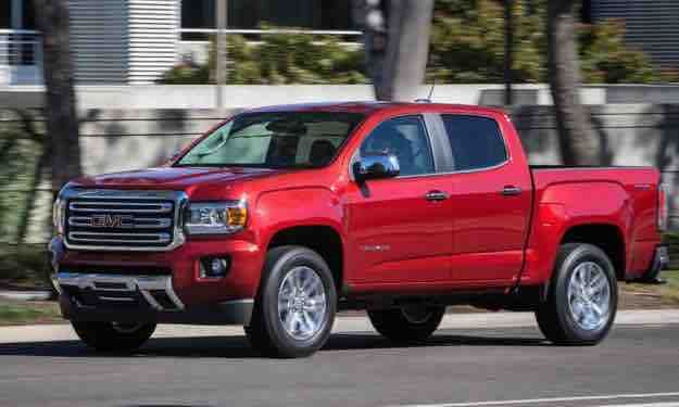 2019 Gmc Canyon Exterior Colors Gmc Canyon Canyon Diesel Gmc