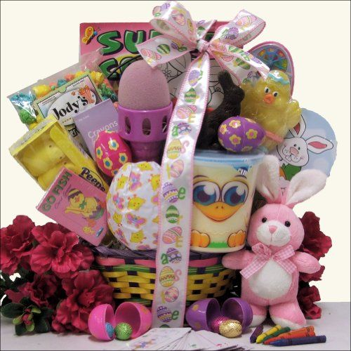 310 best easter images on pinterest disney inspired outfits hoppin easter fun girl childs easter basket ages 3 to 5 years old greatarrivals gift baskets negle Gallery