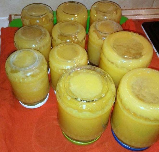 Cukkini- vagy tökpép - felhasználható sós és édes krémekhez is
