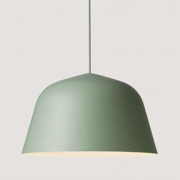 Kjøp Ambit Lamp - Dusty Green fra MUUTO hos Nordiske Hjem