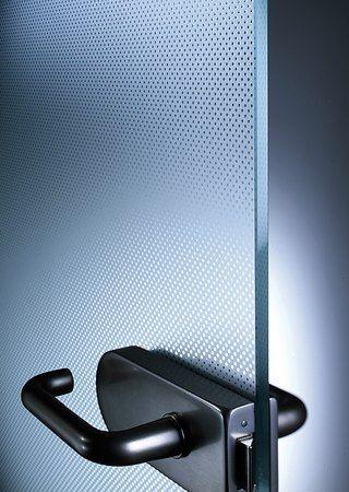 Madras® glass for all-glass doors-Vitrealspecchi