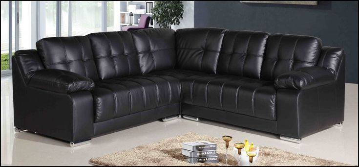 Black Couches for Cheap