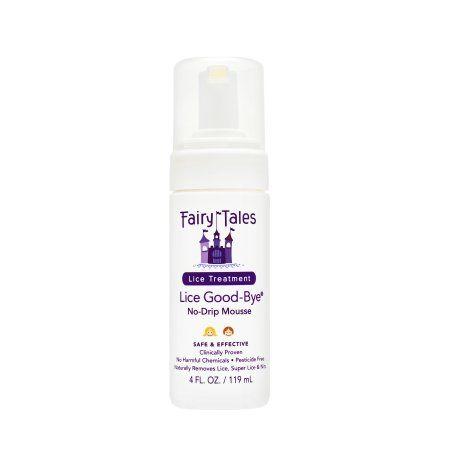 Fairy Tales Lice Good Bye Lice Treatment, 4 Oz, Multicolor