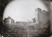 Ruins of Fort Ticonderoga.