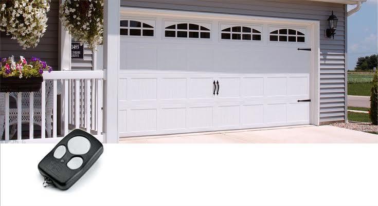 Is Your Garage Door Secure Enough Garage Doors Garage Home