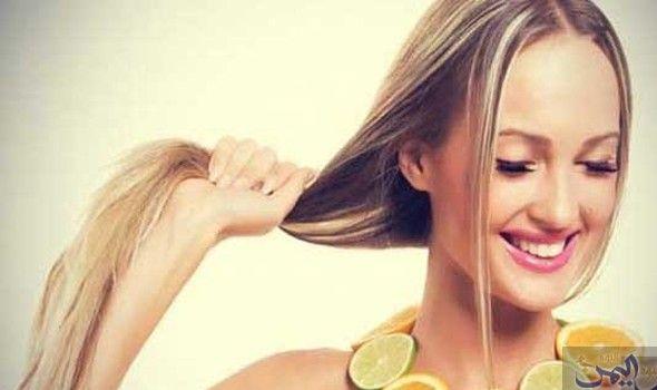 خلطات فيتامين سي لشعر جذاب بلا مشاكل Gold Necklace Drop Earrings Earrings