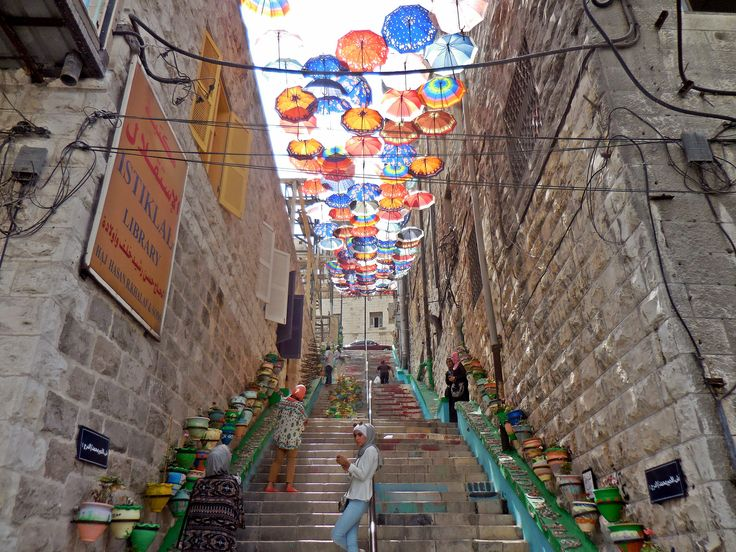 A Photo Tour Through Old Amman: Rainbow Street, Amman, Jordan #ISAabroad #studyabroad #ISAmiddleeast