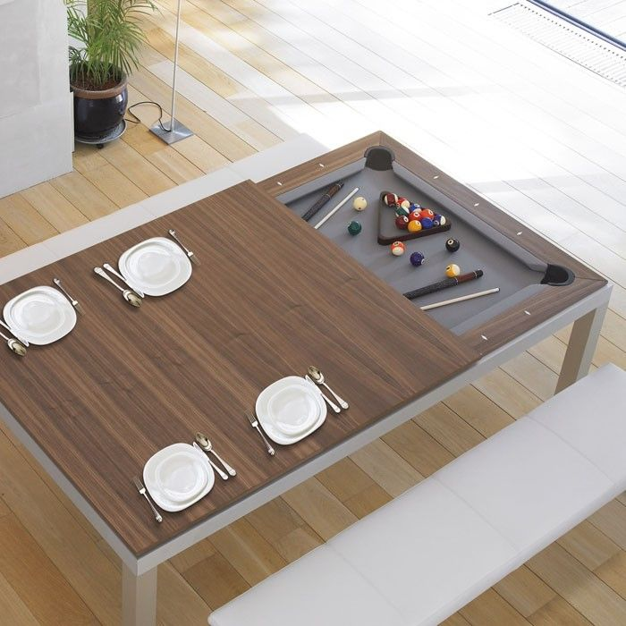 7ft Aramith Fusion Pool Diner in grey  The Games Room Company