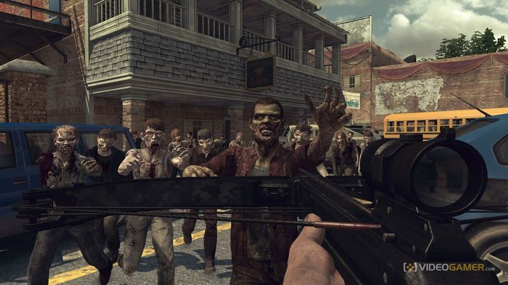 Walking Dead Xbox Game | The Walking Dead: Survival Instinct screenshot #15 for Xbox 360 ...