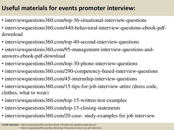 Best 25+ Situational interview questions ideas on Pinterest - interview questions and answers