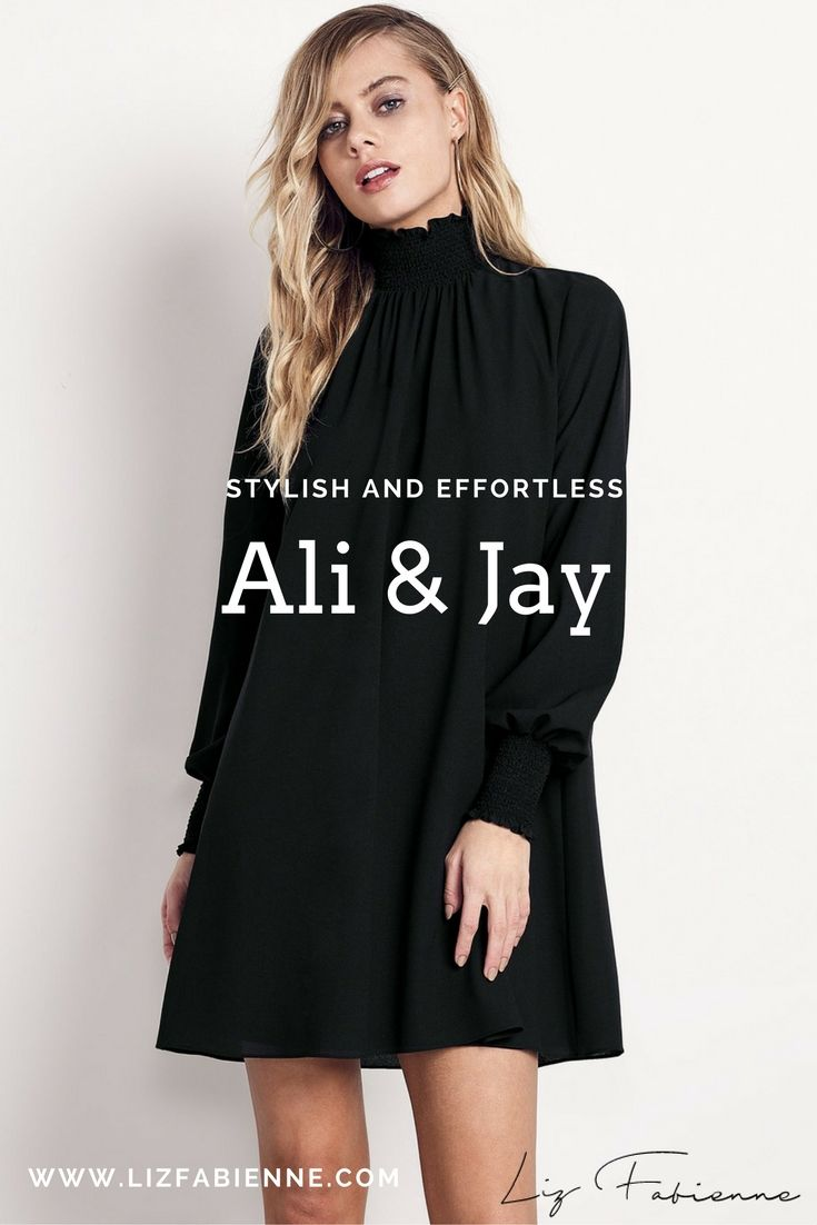 Do you love this black mini as much as we do?https://lizfabienne.com/collections/ali-jay