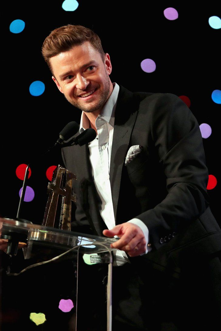 Justin Timberlake Is the Life of the Party at the Hollywood Film Awards