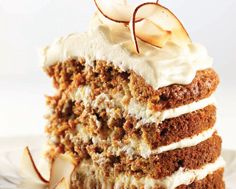 Food and drink carrot cake recipe