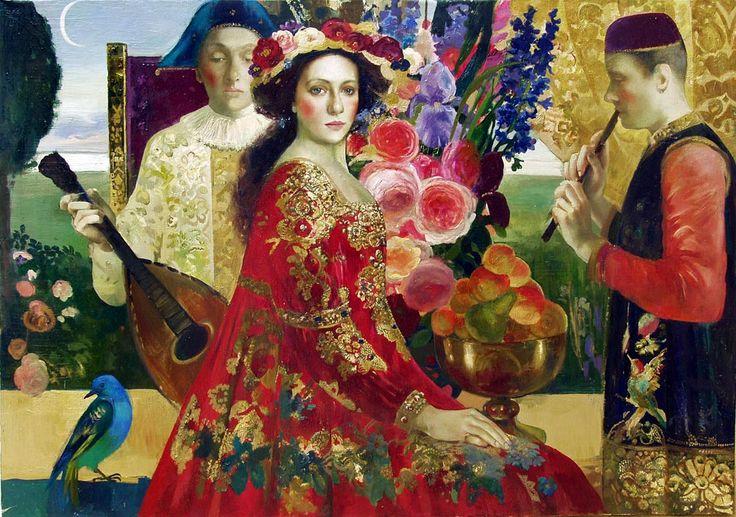 Music, Olga Suvorova