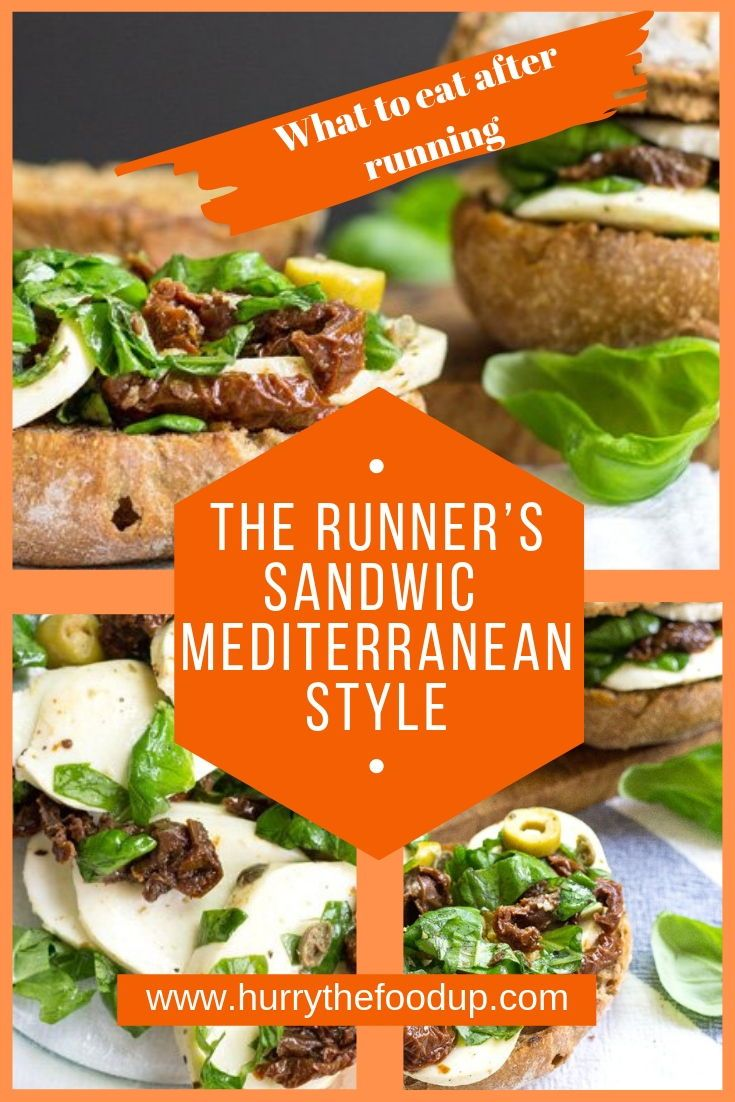 The Runners Sandwich
