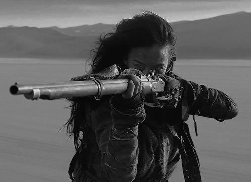 Megan Gale in Mad Max Fury Road - The Valkyrie