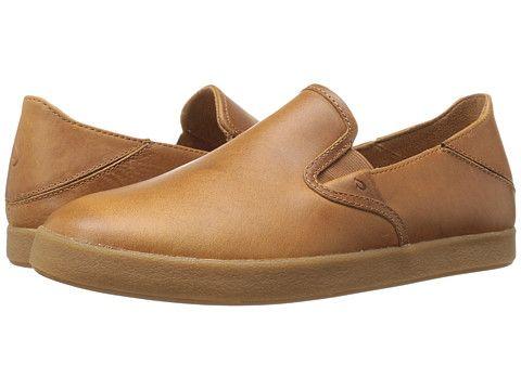 OluKai Makani Leather