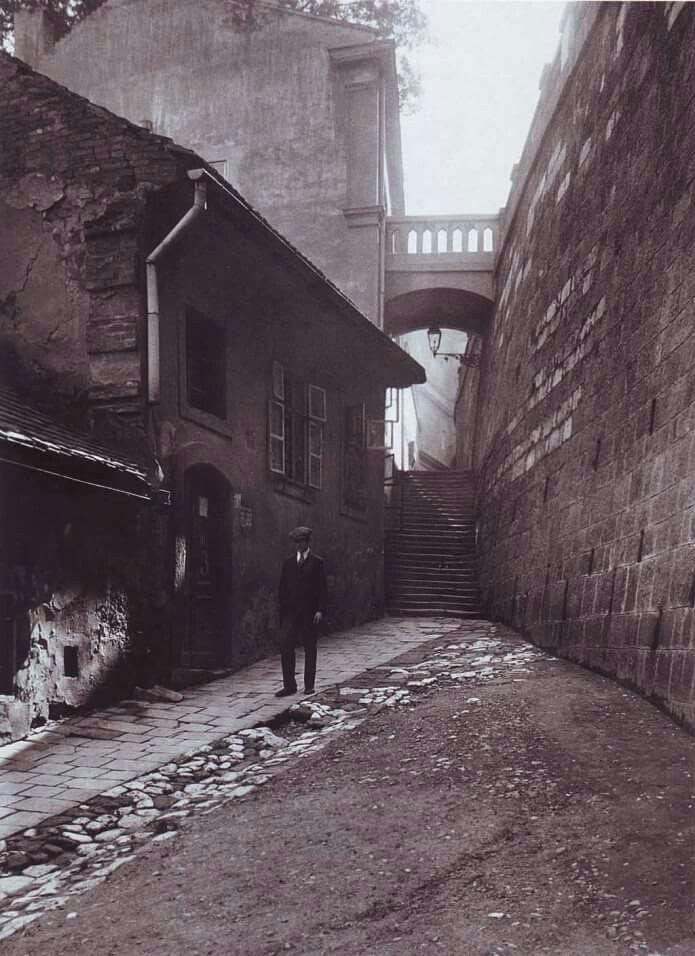 Budapest I. kerület. Csónak utca.1910 körül.