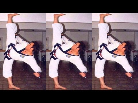 Extreme Martial Arts High Kicking Skills A Master Class In Kicking - YouTube