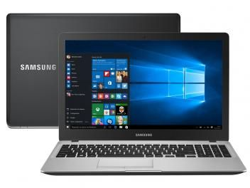 "Notebook Samsung Expert X50 Intel Core i7 - 8GB 1TB LED 15,6"" Windows 10"