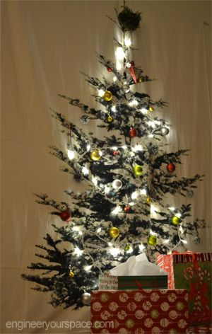 ikea christmas tree 25 pinterest ikea. Black Bedroom Furniture Sets. Home Design Ideas