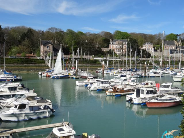 38 best haute normandie images on pinterest normandie - Port de plaisance saint valery en caux ...