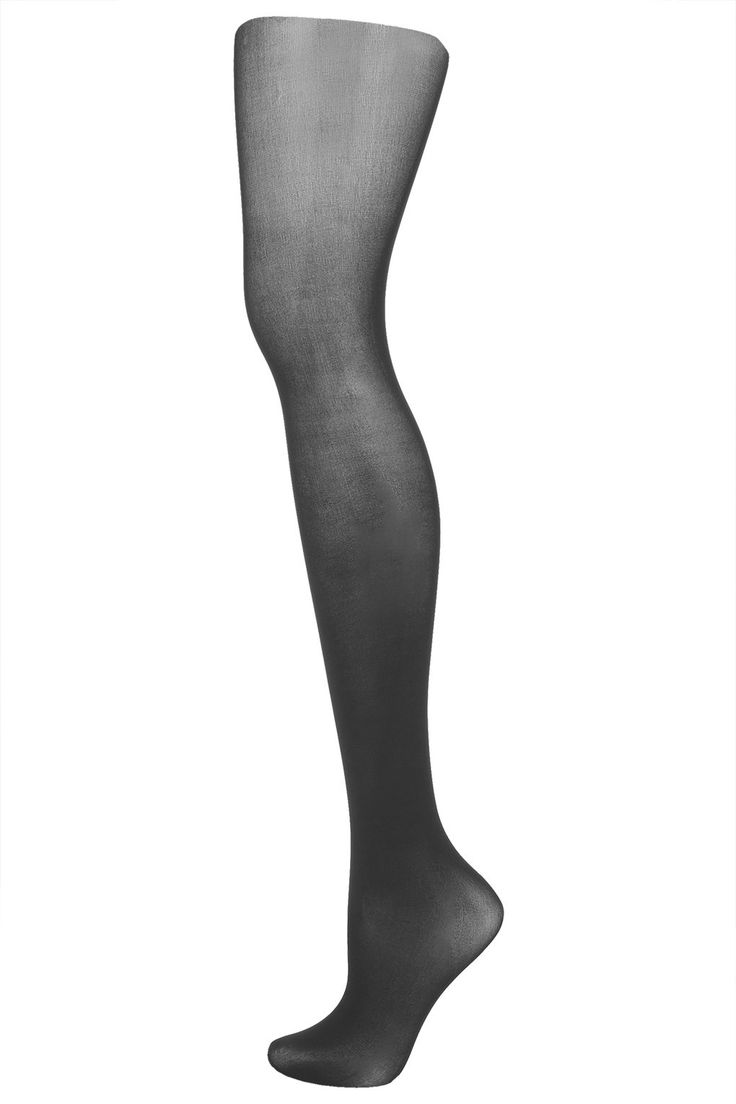 INVEST IN A PAIR OF CHARCOAL OR LIGHT DENIER TIGHTS: 50 Denier Black Opaque Tights