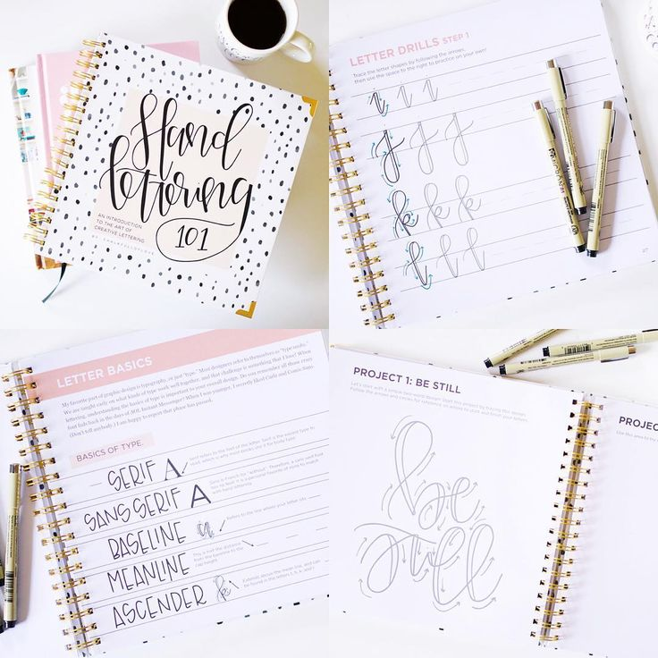 Learn Hand Lettering the Easy Way - School of Decorating