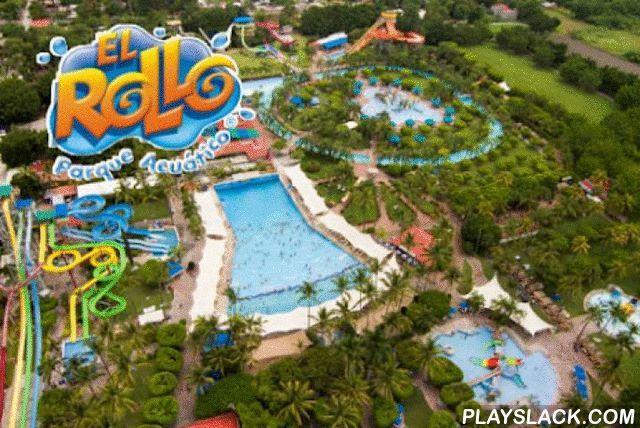El Rollo Parque Acuatico  Android App - playslack.com , ¡Vive una experiencia inolvidable en la mágica aventura de la adrenalina, diversión y emoción!EL ROLLO MORELOS: Inmerso en un clima cálido tropical en el Estado de Morelos con temperaturas promedio anual de 30°C, en más de 350 mil metros cuadrados encontrarás 4 secciones principales con más de 40 toboganes, 2 Albercas de Olas, Río con Olas, Ola de Surfing, Flowrider, 5 Islas Infantiles Acuáticas, Áreas Infantiles Interactivas…