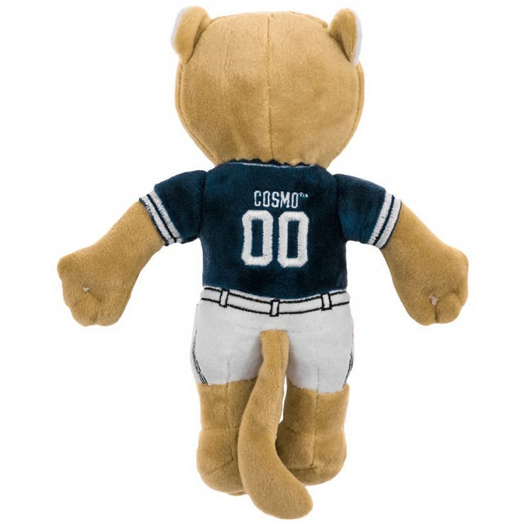 """BYU Cosmo Cougar Plush (8"""") - View 1"""