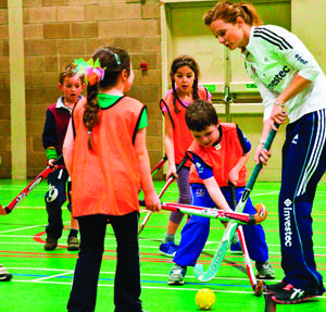 """The Franchise Magazine writes about ambassador Helen Richardson-Walsh's continued support of A-Star Sports: """"I teamed up with A-Star Sports because I love their vision of making sport enjoyable and accessible for all children. Sport has had such a positive impact on my life, which is why I feel proud to be associated with A-Star Sports"""""""