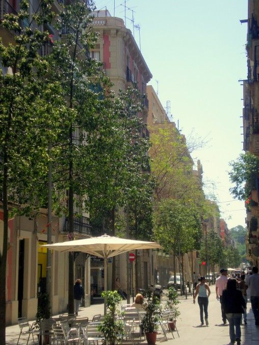Poble Sec - Five Top Tips Of Where To Stay In Barcelona http://mybeautifuladventures.com/2014/09/22/five-top-tips-of-where-to-stay-in-barcelona/