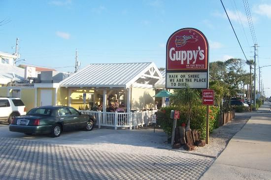 Guppy's on Indian Rocks Beach, Fl