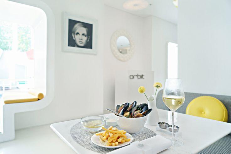 Moules mariniere. Lunafood.  Orbit restaurant, Luna2 studiotel, bali. #Lunafood #food #chef #restaurant