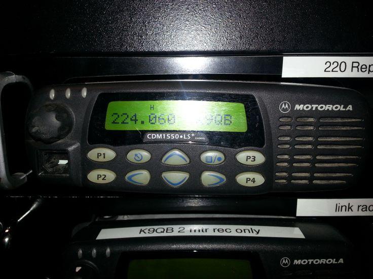 Repeater transmitter
