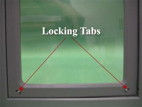 the ideal screen fit pet door offers a flap opening of 9 34u0027