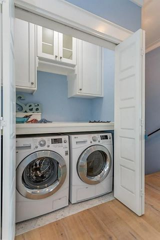 Best Bath Laundry Combo Images On Pinterest Room The Laundry
