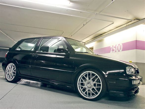 Read about this 1995 Supercharged Volkswagen GTI VR6. Read more and see the exclusive shots here at eurotuner Magazine.
