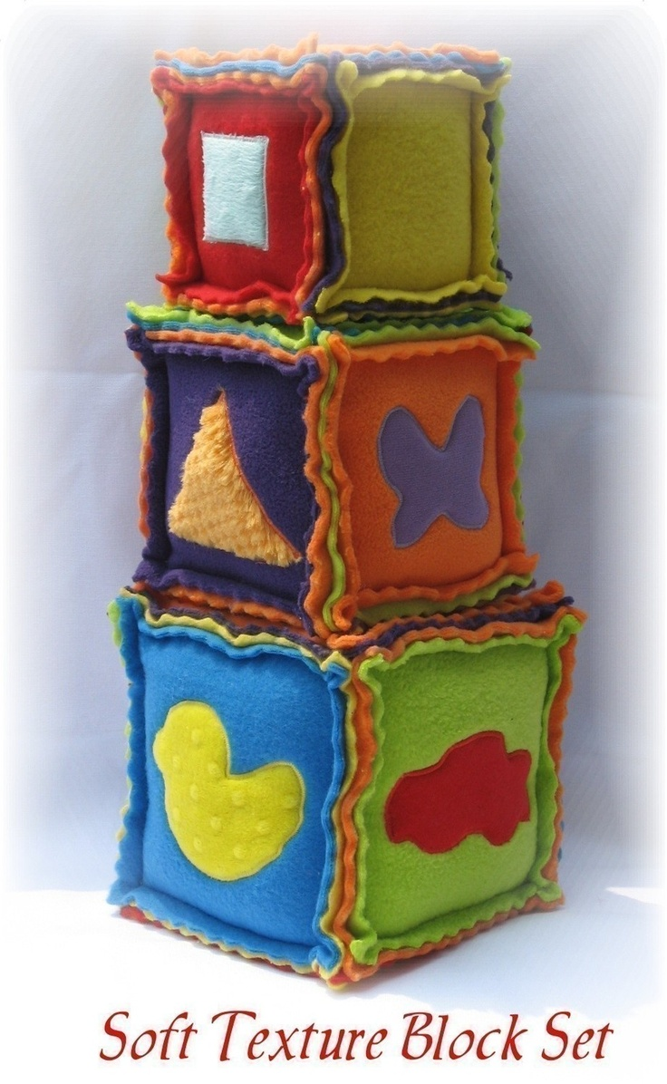 soft texture blocks