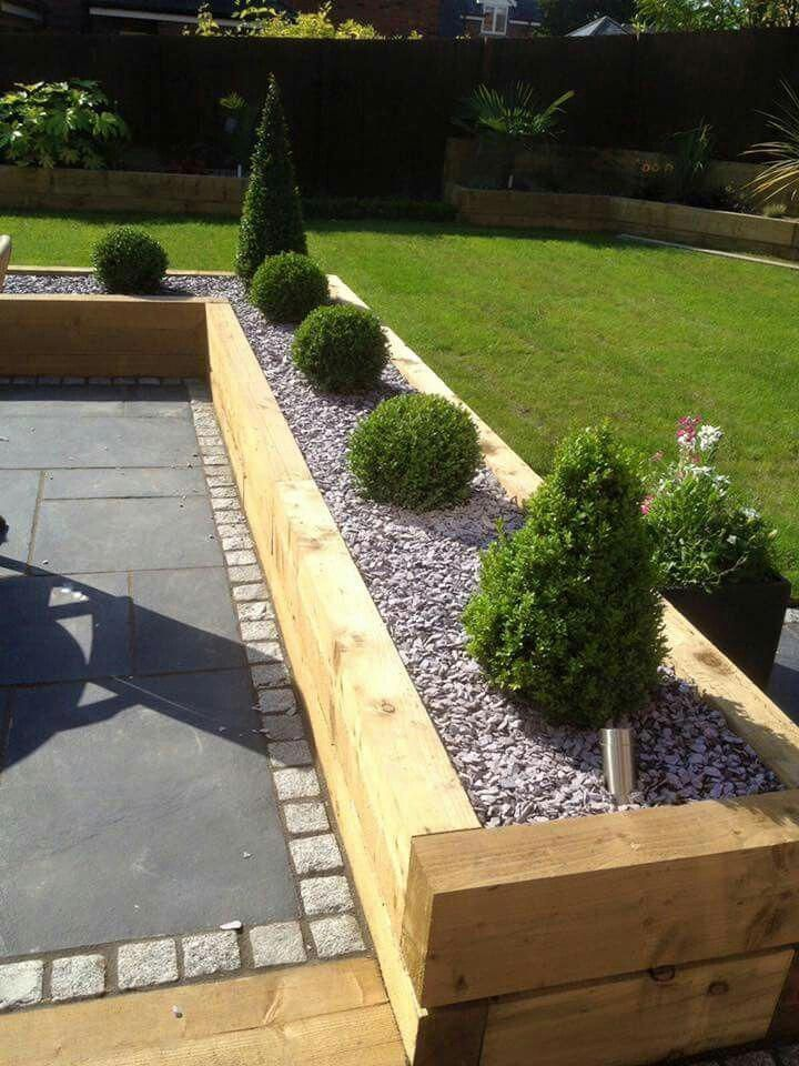 Outdoor Deck Ideas - Assume outside the standard wood system with