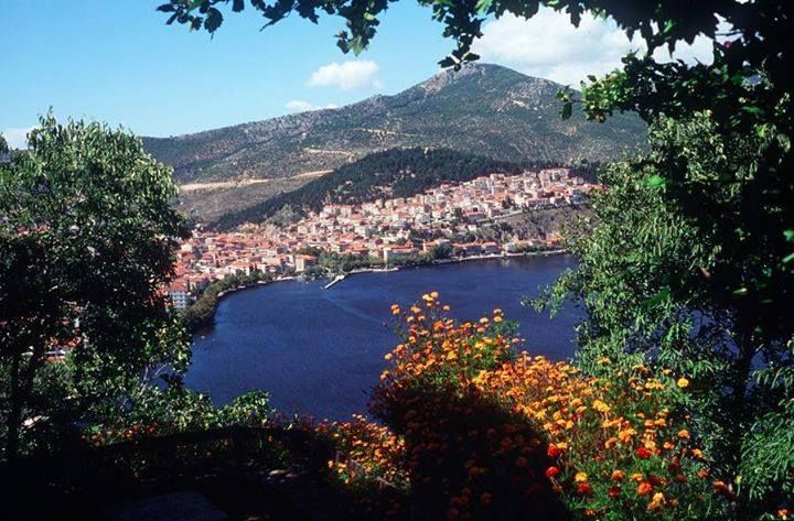 GREECE CHANNEL | Kastoria lake and city. Via www.visitgreece.gr