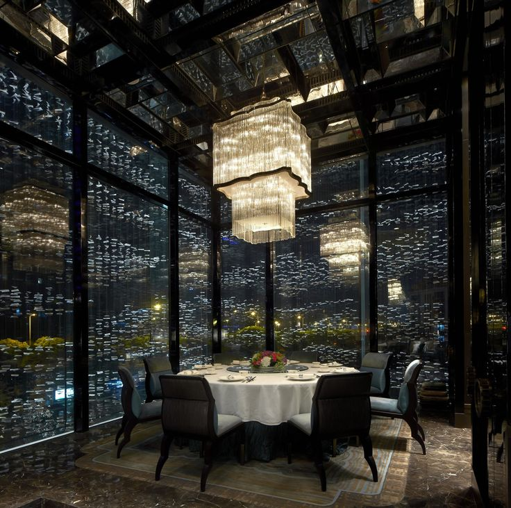 Shàng Xí Restaurant In The Four Seasons Hotel, Shanghai. Its A Good Example